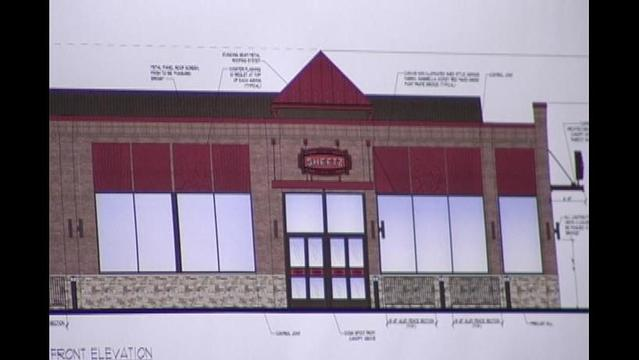Peninsula Drive Sheetz Approved