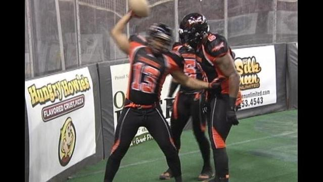 One More Time: Explosion capture second straight CIFL Title