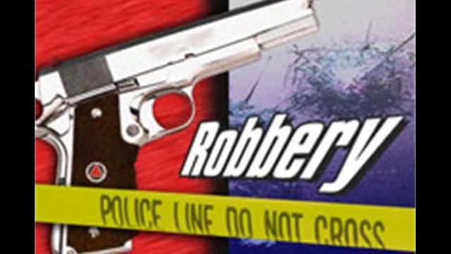 Armed Robbery Being Investigated