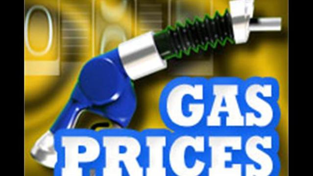 Area Gas Prices Jump