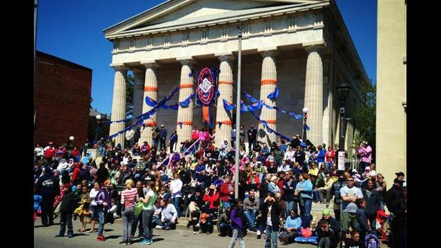 Perry 200 Commission Estimates 115,000 Attended Parade
