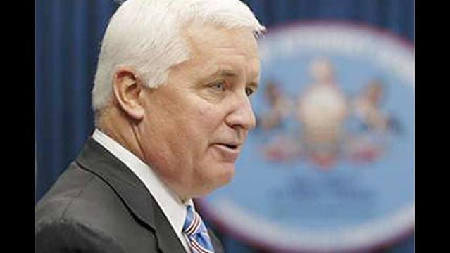Governor Corbett Signs Execution Warrant