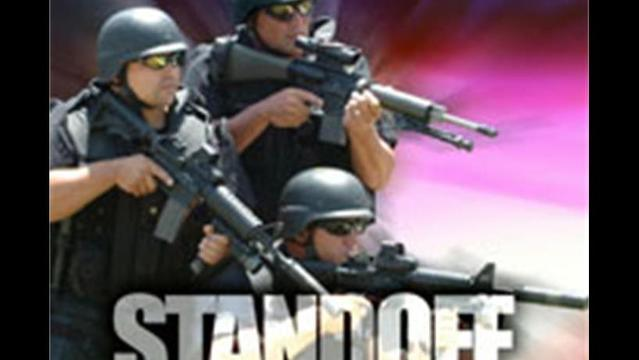 Standoff Ends Peacefully With Suspect In Police Custody
