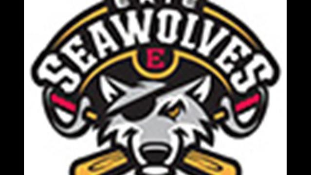 SeaWolves Sweep Portland in Doubleheader (6-12-13)