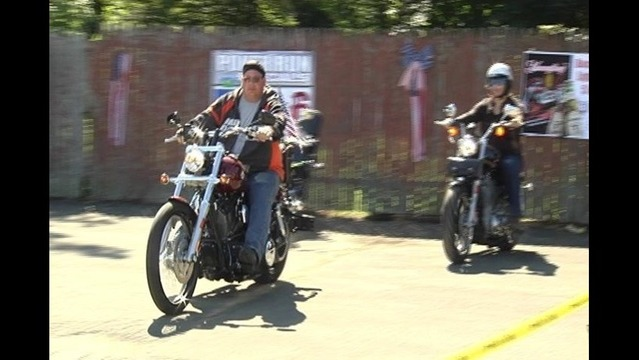 Poker Run Supports Overseas Troops