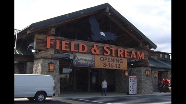 Field & Stream Store to Open