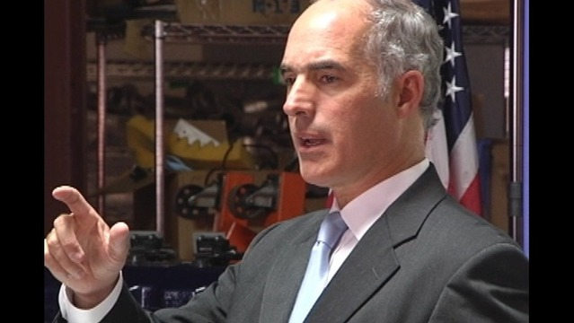 Sen.Casey Pushes Bipartisan Legislation to Help Small Businesses