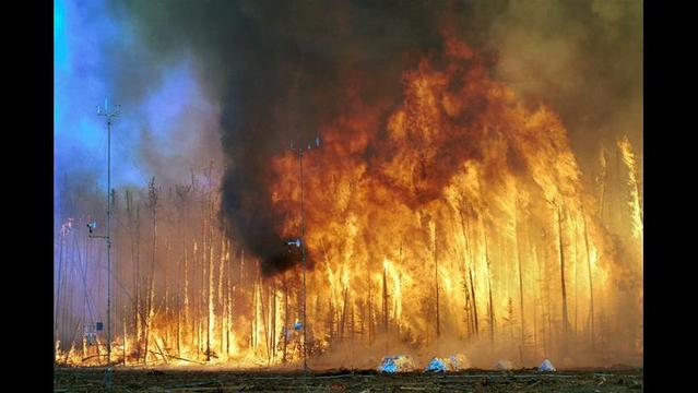 Rising temperatures, shrinking snowpack fuels Western wildfires