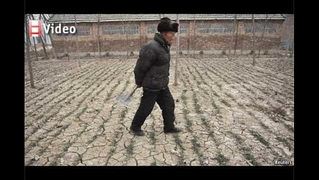 Water in China is an environmental nightmare