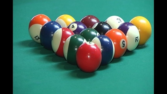 Pool Trick-Shot Artists Return to Erie