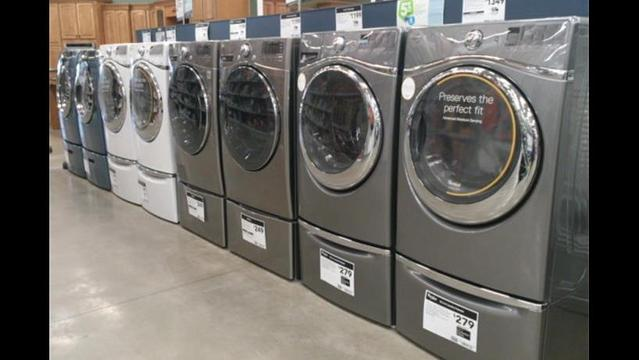 How to pick an energy efficient washer and dryer