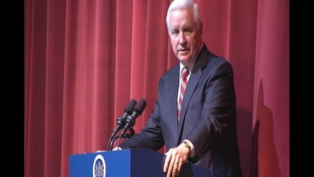 Governor Awards 3 Schools and Talks 2014-2015 Budget
