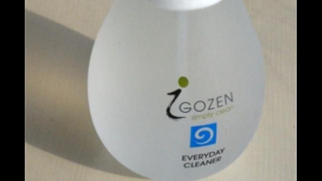iGozen, an eco-friendly cleaner that pushes the sustainability envelope