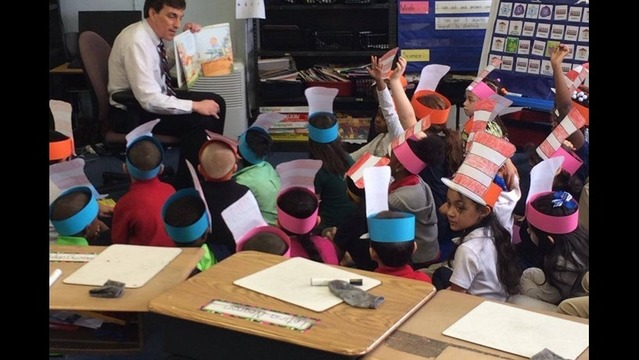 Schools Celebrate Read Across America Week