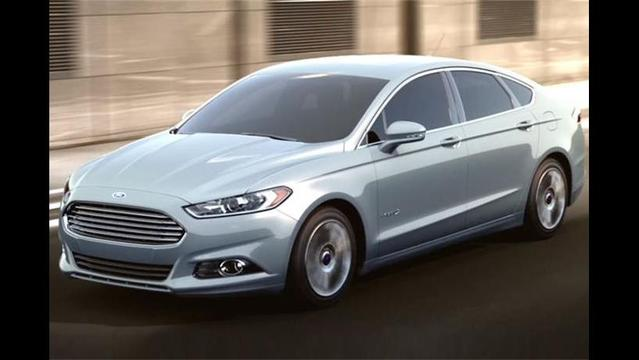 Green Test Drive: 2014 Ford Fusion Hybrid