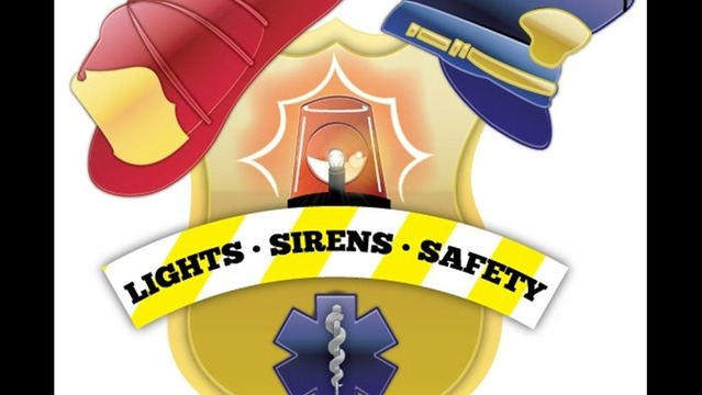 Lights, Sirens, Safety: A Public Safety Expo