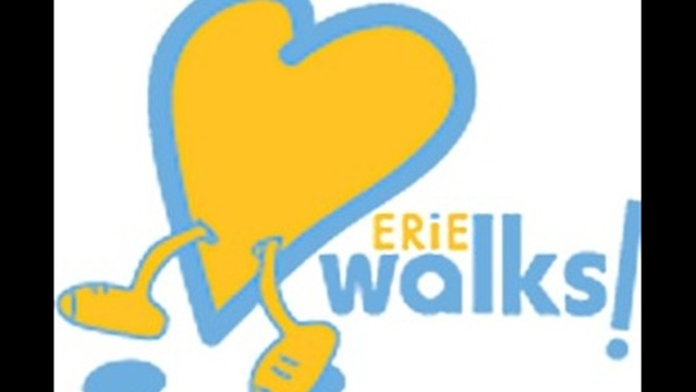 Hundreds Competed For 7th Annual Erie Walks! Trophy