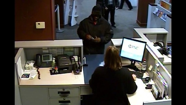 PNC Bank in Downtown Erie Robbed