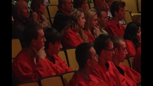 Girard Seniors Gather for Baccalaureate Ceremony