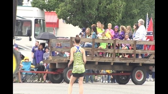 North East Celebrates the 69th Annual Cherry Festival Parade