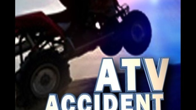 ATV Accident Injures One Woman