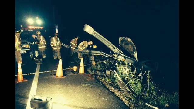State Police Identify Man Killed in Route 18 Accident .