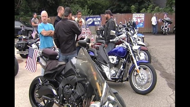 Poker Run Supports Troops