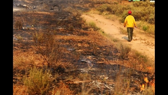 DoD Continues Aid to Combat Western Wildfires