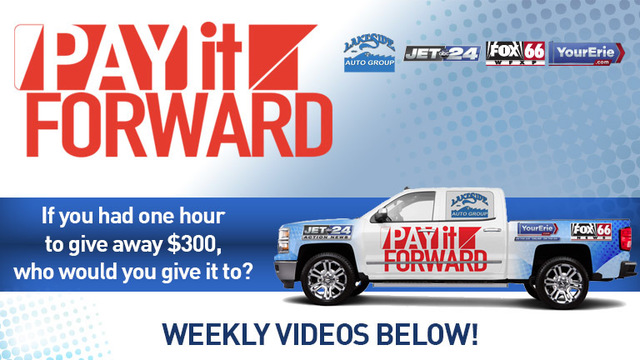 Lakeside Auto Pay It Forward