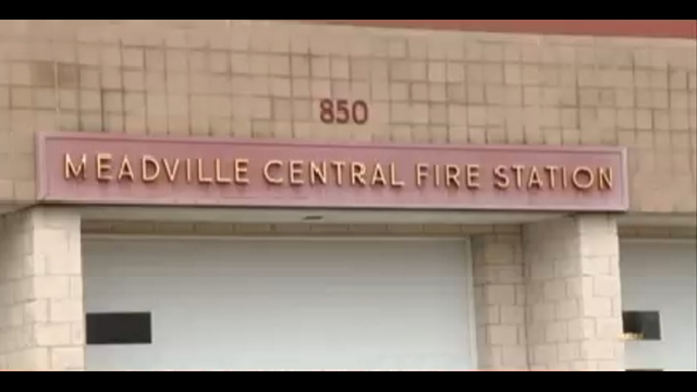 Meadville City Council passes budget, fire department staff reduced