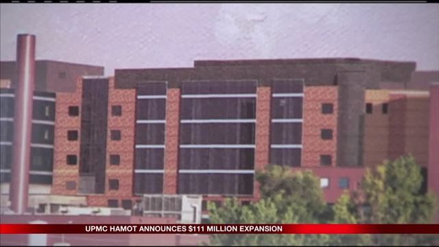 UPMC announces new changes to professional building