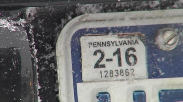 Say goodbye to registration stickers in PA!