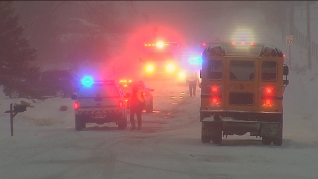 Wattsburg student dies following accident in Greenfield Township