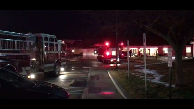 Fire Scare At Crawford County Care Center