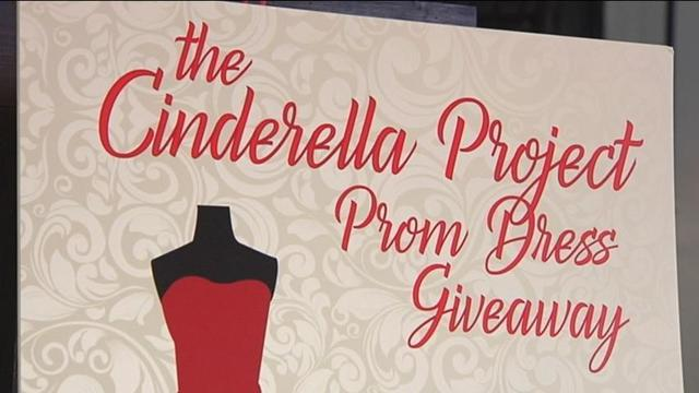 Cinderella Project Holds Second-Annual Free Prom Dress Giveaway