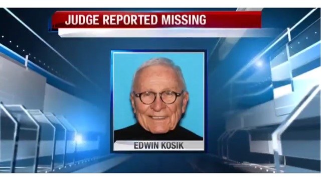 U.S. Marshals searching for 91-year-old judge