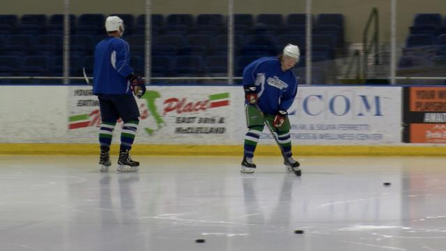 Local athletes represent the U.S. in World Deaf Ice Hockey Championship
