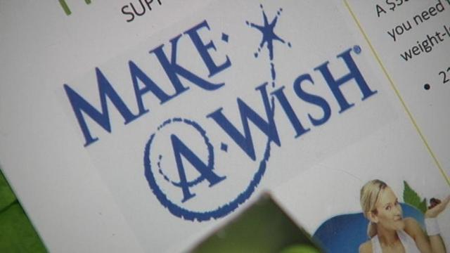 Make-A-Wish comes through with another wish