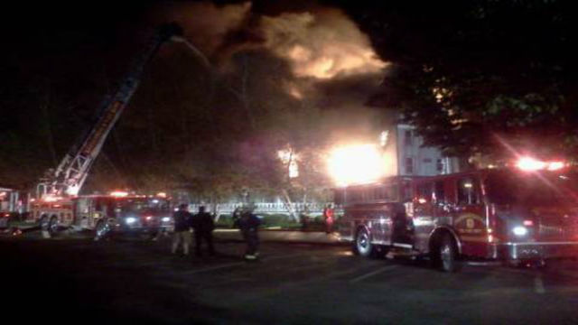 Fire reported at Riverside Inn in Cambridge Springs
