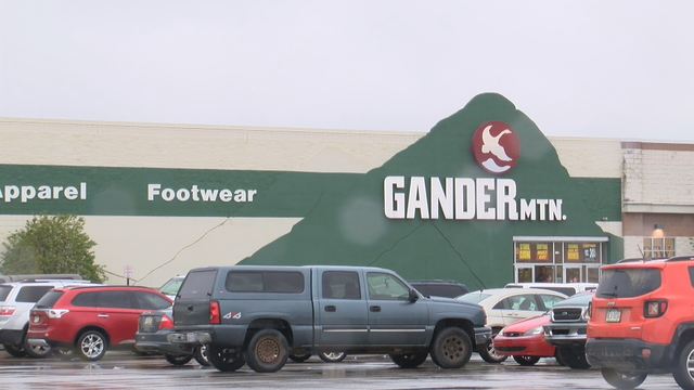 Gander Mountain store closing