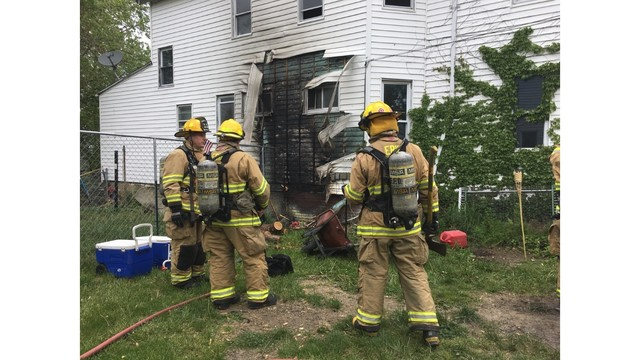 Minor Damage In West 11th Street House Fire