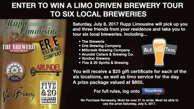 Erie Ale Trail Contest