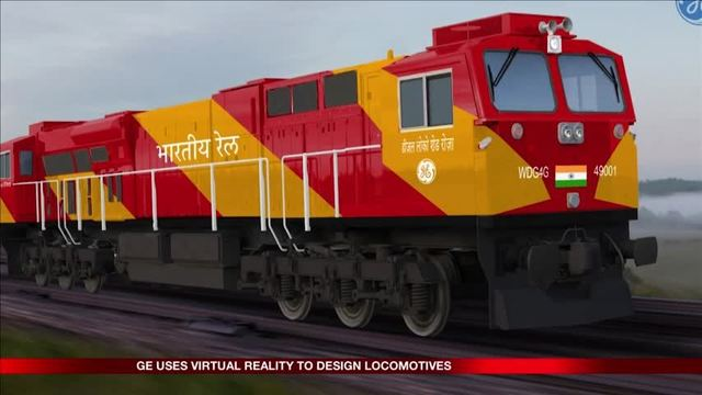 GE To Build 100 Locomotives for Egypt