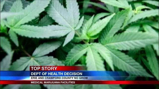 Medicinal marijuana to be grown in Lawrence and Jefferson counties
