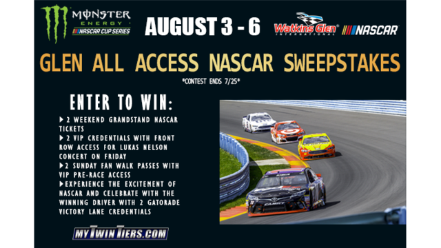 Glen All Access Sweepstakes Contest