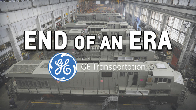 GE Transportation Cutting 575 Jobs In Erie
