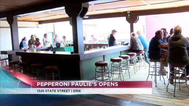 Pepperoni Paulie's Grand Opening