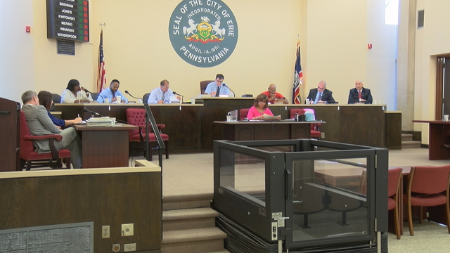 Erie City Council Approves Erie Insurance Tax Agreement