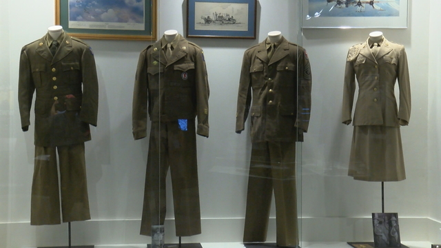 World War II Exhibit opens in Erie