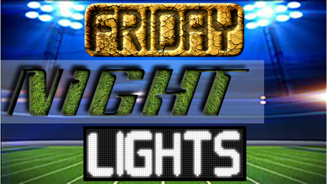 Friday Night Lights begins tonight!